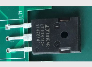 晶體管測試架LT1084CP