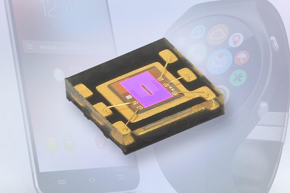 Vishay推出新型高灵敏度环境光传感器