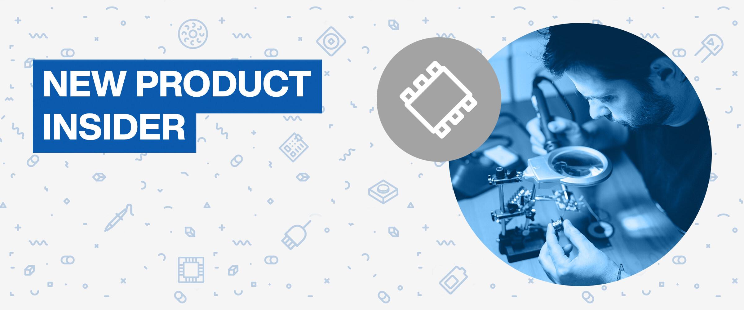贸泽电子新品推荐:2020年7月 率先引入新品的全球分销商