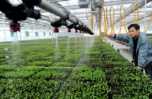 我爱方案网上架智能农业自动化物联网灌溉系统,节肥省力,高效节水60%以上!