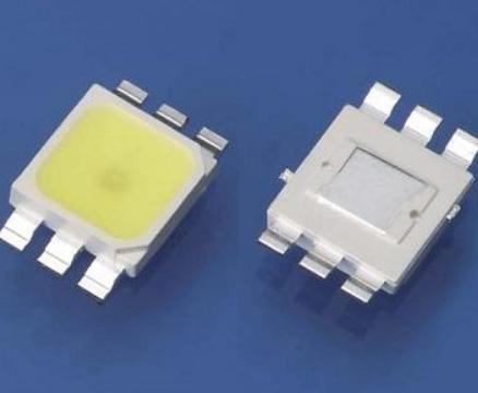 LED的热传导性能和交流特性