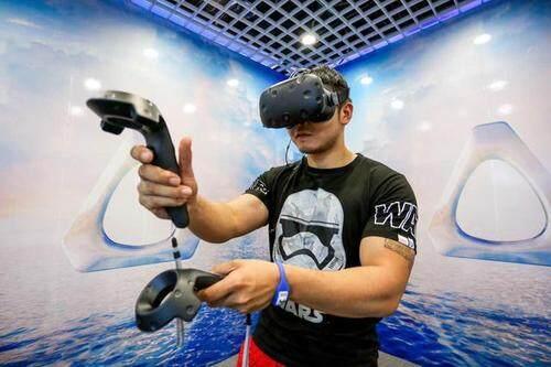 """虚拟加速""""照亮""""现实 世界VR产业大会聚焦""""开新局"""""""