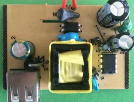 XY电容抑制干扰和电流正负判断