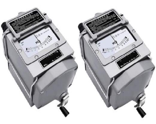 摇表的使用方法及标准电阻
