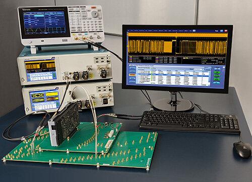 泰克推出PCI Express 5.0收发机和参考时钟解决方案