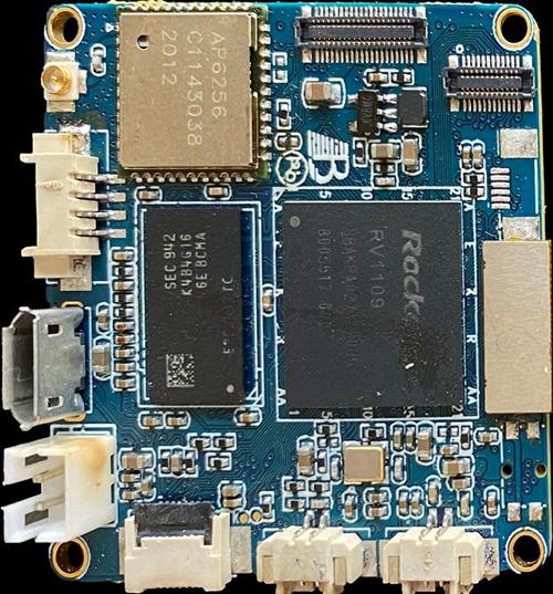 打造安防产品,搭载瑞芯微RV1109的人脸识别方案