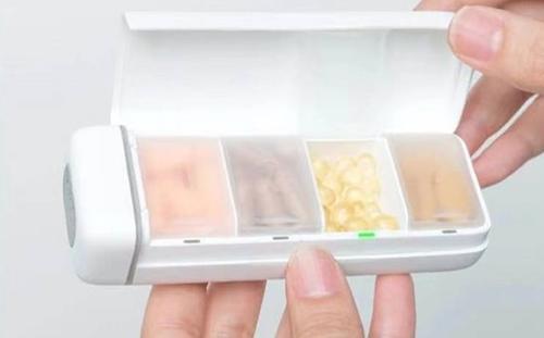 海鸿计算机上架智能药盒设计方案 配置用药提醒和监测功能
