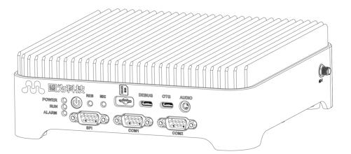 TW-T600边缘计算设备,应用于多个智能场景