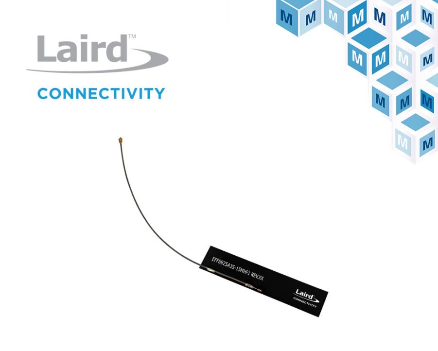 贸泽电子开售Laird Connectivity Revie Flex蜂窝天线适用于5G和物联网