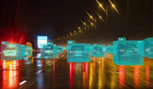商汤智能车灯系统应运而生,让黑夜不再黑暗!