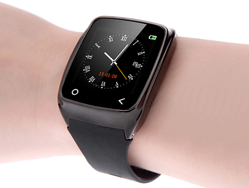 可穿戴式技术:集健身跟踪+医疗监测+语音通话功能一体的智能手表方案