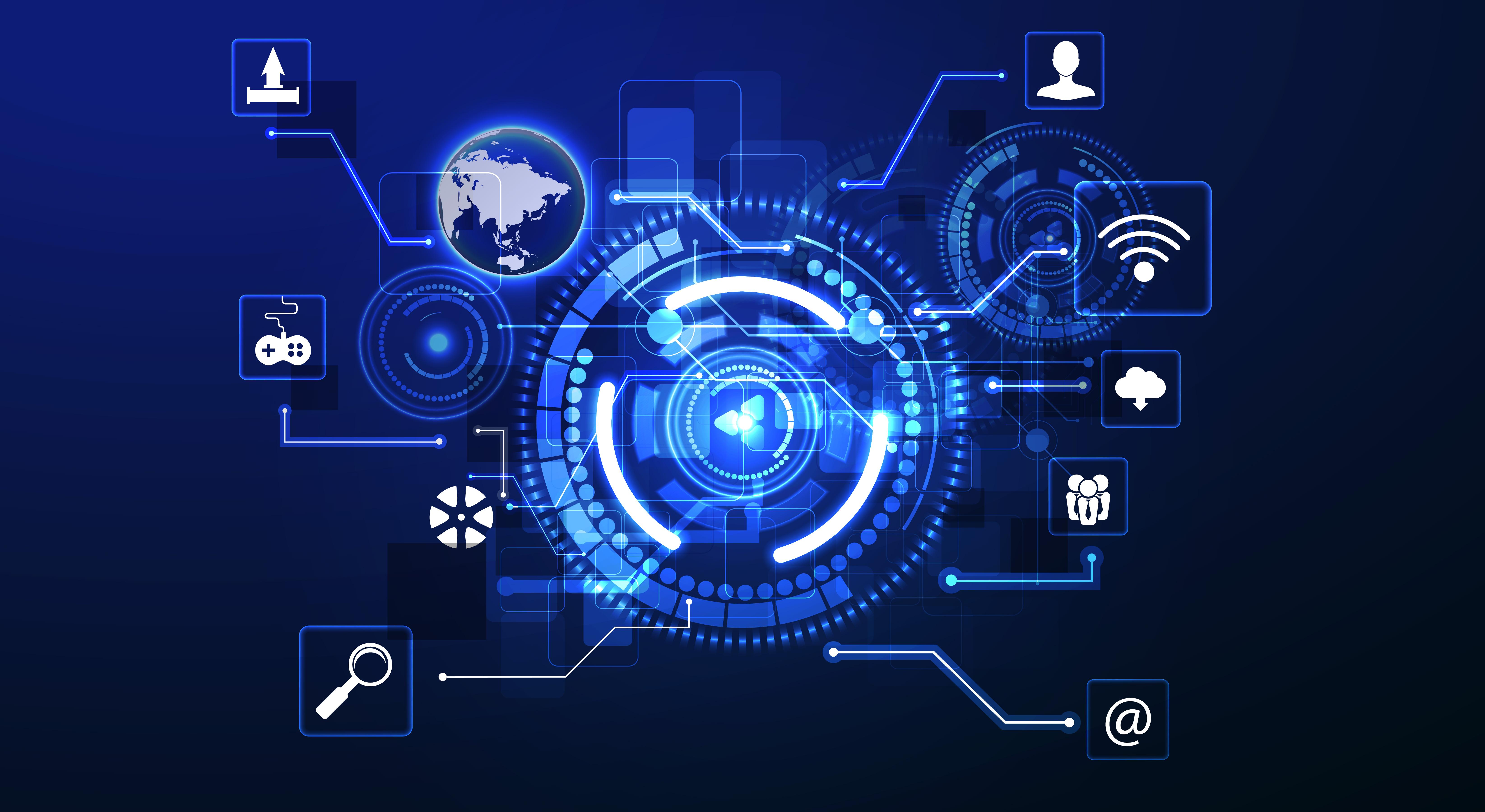瑞芯微RK1808边缘计算核心板,应用于工业控制、智慧城市等领域