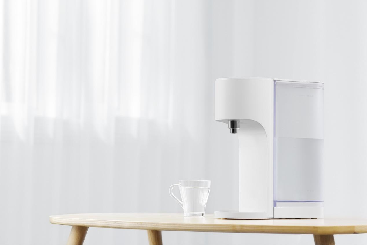 不再盲饮盲用,物联网净水器方案帮你实时检测水质丨最具商业价值榜单入围方案