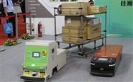 AGV机器人市场:未来竞争大战一触即发