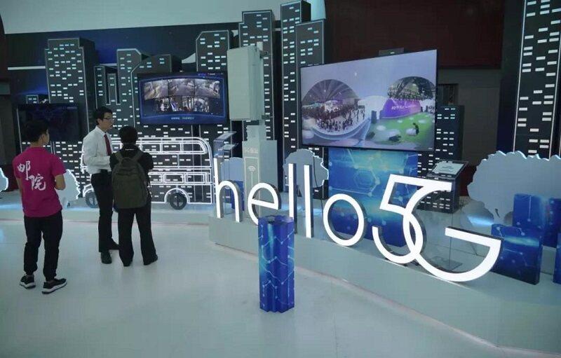 """5G开启百亿""""机器人""""时代 !"""