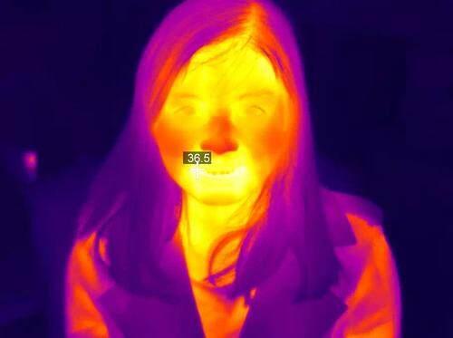 疫情防控好帮手,红外测温产品实现快速筛查