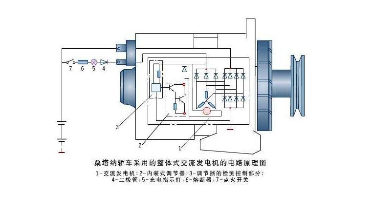 电压调整器工作原理